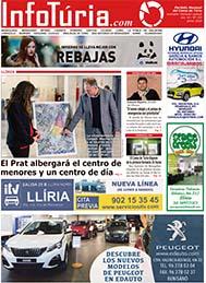 Edició de gener de 2018 Periòdic InfoTúria
