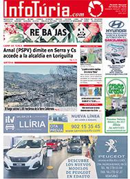 Edició de juliol de 2017 Periòdic InfoTúria
