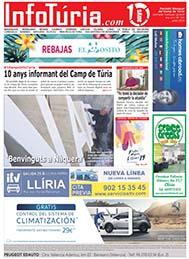 Edició de juliol de 2019 Periòdic InfoTúria