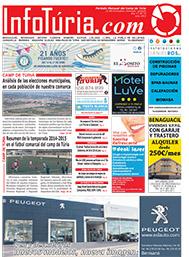 Edició juny 2015 Periòdic InfoTúria
