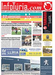 Edició de juny de 2016 Periòdic InfoTúria