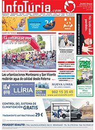 Edició de juny de 2018 Periòdic InfoTúria