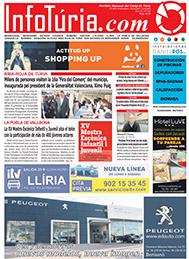 Edició de maig de 2016 Periòdic InfoTúria