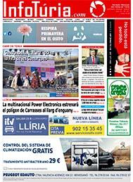 Edició de maig de 2018 Periòdic InfoTúria