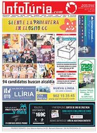 Edició de maig de 2019 Periòdic InfoTúria