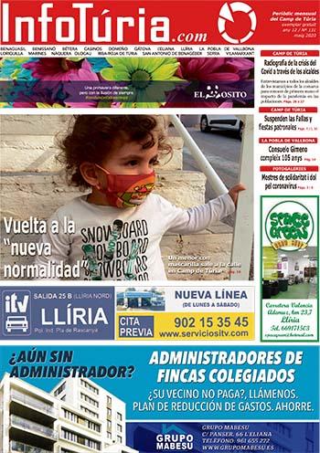 Edició de maig de 2020 Periòdic InfoTúria