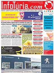 Edició de març de 2016 Periòdic InfoTúria