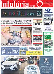 Edició de març de 2017 Periòdic InfoTúria