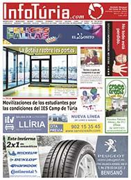 Edició de marc de 2019 Periòdic InfoTúria