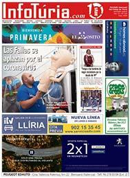 Edició de març de 2020 Periòdic InfoTúria