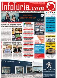 Edició de novembre de 2015 Periòdic InfoTúria