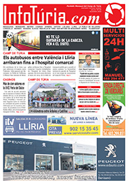 Edició de novembre de 2016 Periòdic InfoTúria