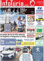 Edició de novembre de 2017 Periòdic InfoTúria