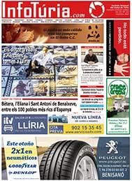 Edició de novembre de 2018 Periòdic InfoTúria