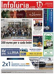 Edició de novembre de 2019 Periòdic InfoTúria