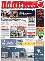 Edició d'octubre de 2016 Periòdic InfoTúria