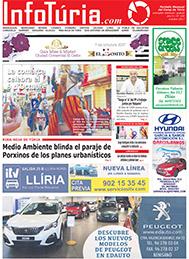Edició d'octubre de 2017 Periòdic InfoTúria