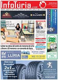 Edició d'octubre de 2018 Periòdic InfoTúria
