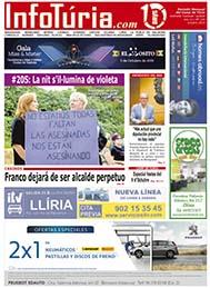 Edició d'octubre de 2019 Periòdic InfoTúria