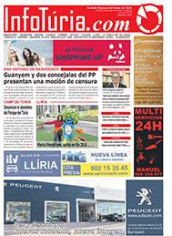 Edició de setembre de 2016 Periòdic InfoTúria