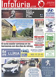 Edició de setembre de 2017 Periòdic InfoTúria