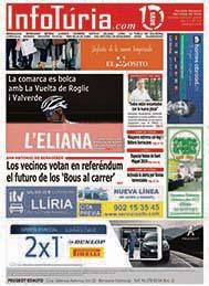 Edició de setembre de 2019 Periòdic InfoTúria