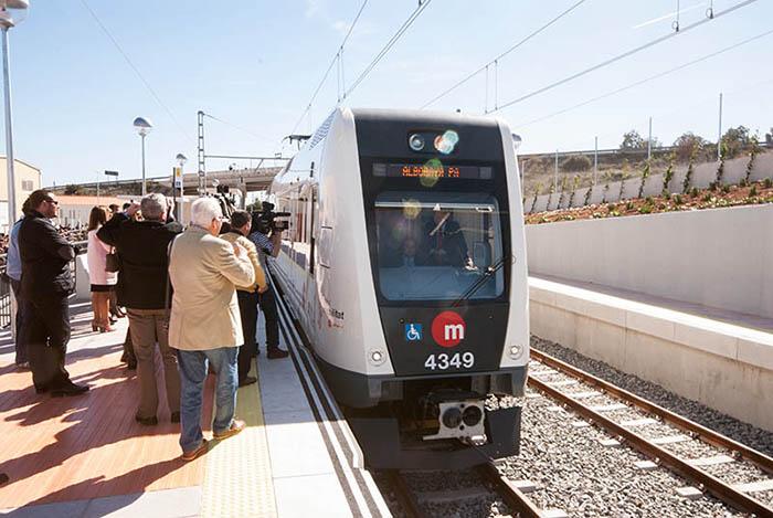 Metro Riba-roja