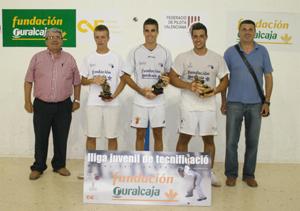 Campeones UPV el camp de turia