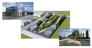 El proyecto del nuevo parque el camp de turia