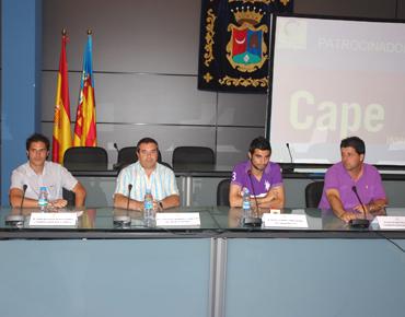 Camp de Túria Benaguasil III Campus Fútbol Raúl Albiol