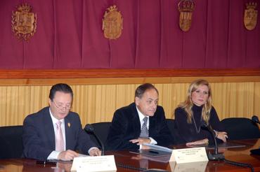 Germán Cotanda, Josep Maria Felip y Chelo Herráez