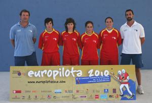 Selección femenina el camp de turia