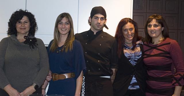 Los organizadores del cooking show de Metrocuadrado L'Eliana El Camp de Túria
