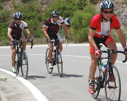 '1ª Marcha Cicloturista de los 7 Picos' en Requena: una experiencia memorable'1ª Marcha Cicloturista de los 7 Picos' en Requena: una experiencia memorable