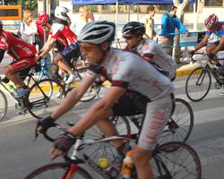'1ª Marcha Cicloturista de los 7 Picos' en Requena: una experiencia memorable
