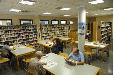 Biblioteca municipal de LA Pobla de Vallbona