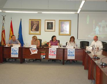 Se presentan los actos que formarán parte de la '8ª Muestra Escénica Infantil y Juvenil de La Pobla de Vallbona' Camp de Túria