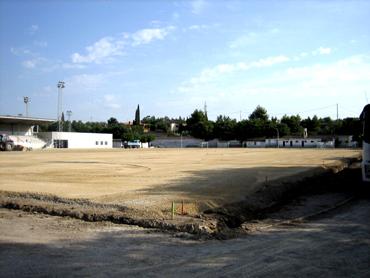 Campo de Fútbol El Canó El Camp de Túria