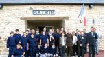 Los alumnos Escuela Taller de Llíria ponen fin a su intercambio en Francia camp del túria