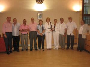 Llíria reconoce la labor de los maestros del municipio del camp de túria