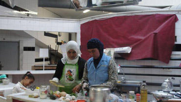 Actividades de cultura gastrónomica de marruecos en lliria el camp de túria
