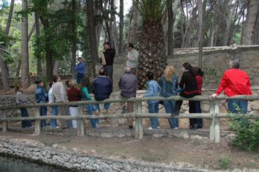 Parque de San Vicent en Llíria el camp de túria