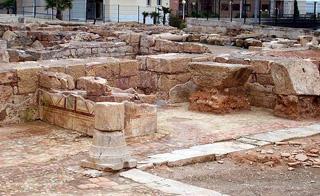 Se anuncia el inicio de las obras de recuperación de las Termas Romanas de Mura el camp de túria