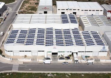 Loriguilla ya cuenta con una central fotovoltaica, la primera fuera del área metropolitana de Valencia