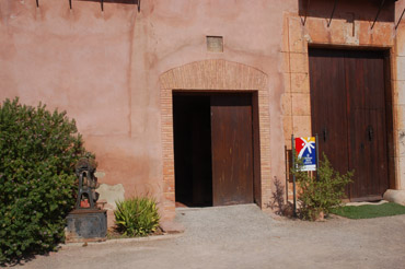 casa de la senyoria de Olocau el camp de túria