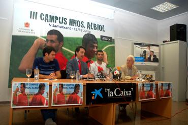 Presentación III campus hermanos albiol el camp de túria