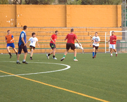 Camp de Túria Vilamarxant CF