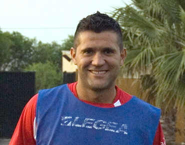 Camp de Túria Vilamarxant CF Julio José López