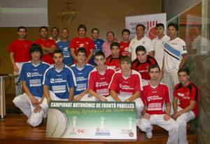 Trofeo Diputación de Valencia el camp de turia