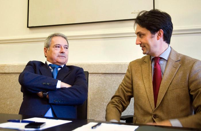 Betoret i Rus firmen el conveni de colaboració